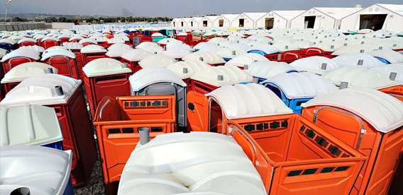 Champion Portable Toilets in Taylorsville, UT